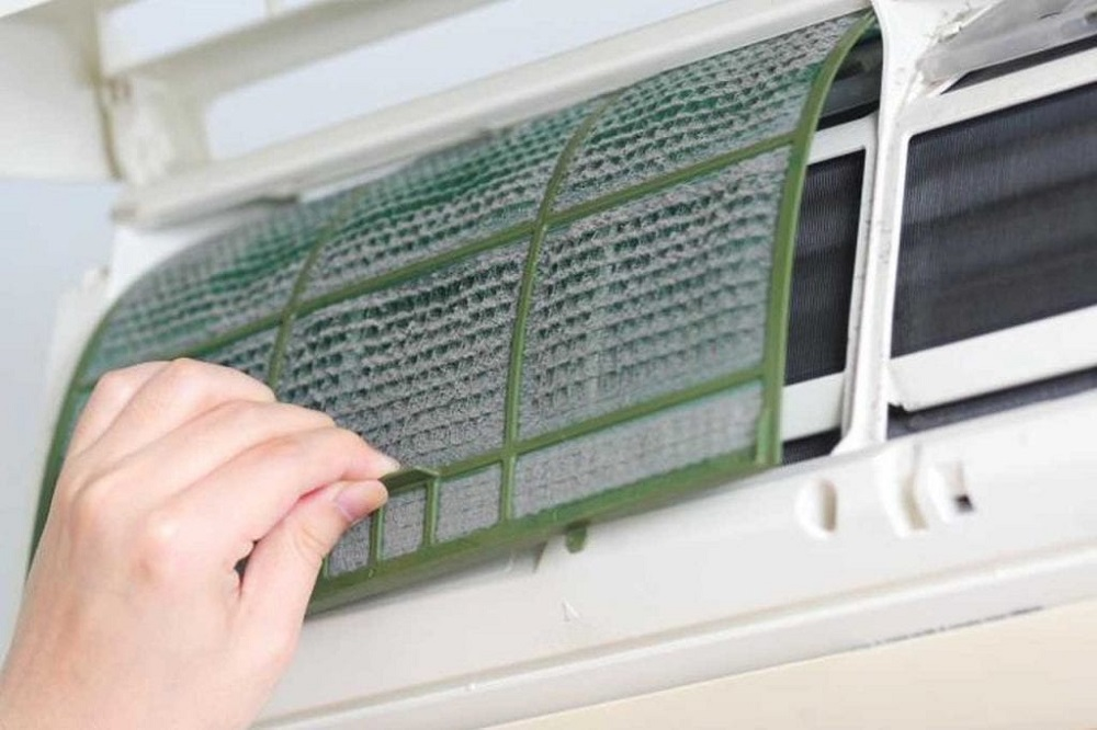 How To Wash The Ac Filter At Home