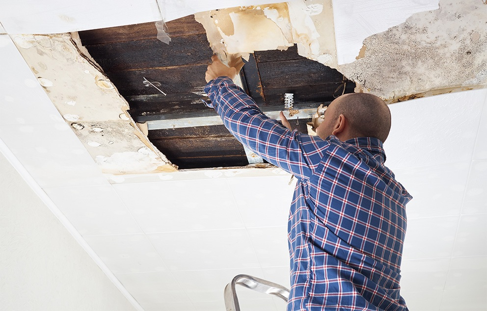 How to Safeguard Against Ceiling Leakage