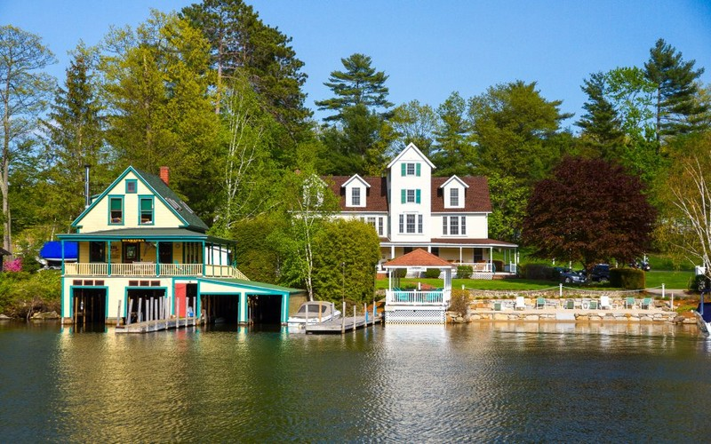 Specialties Of the Waterfront Homes: What You need to Know