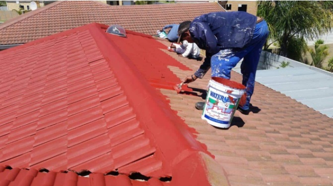 Professional Roof Painters Can Help You Change The Look Of Your Home
