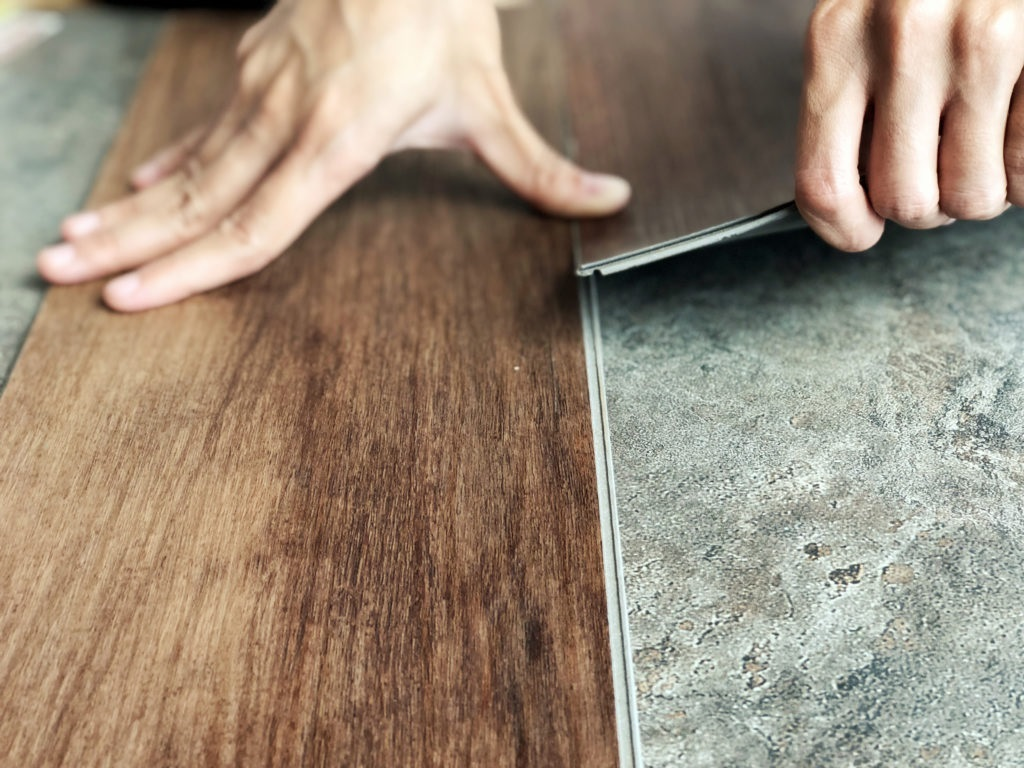 Is the PVC material is good for the flooring?