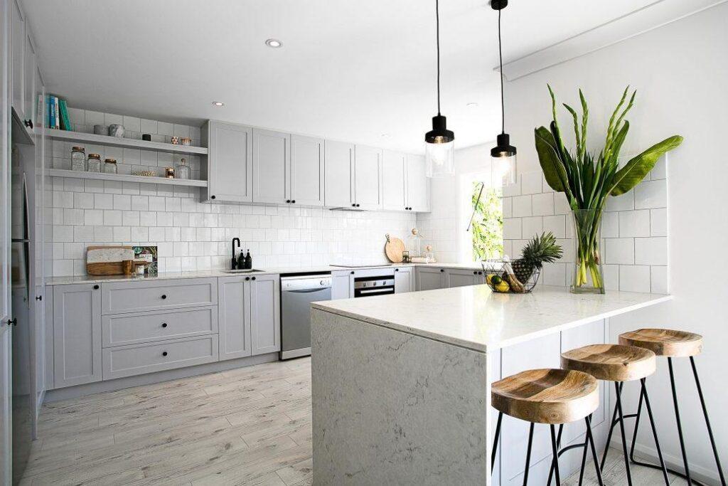 How To Achieve A Minimalist Kitchen Design